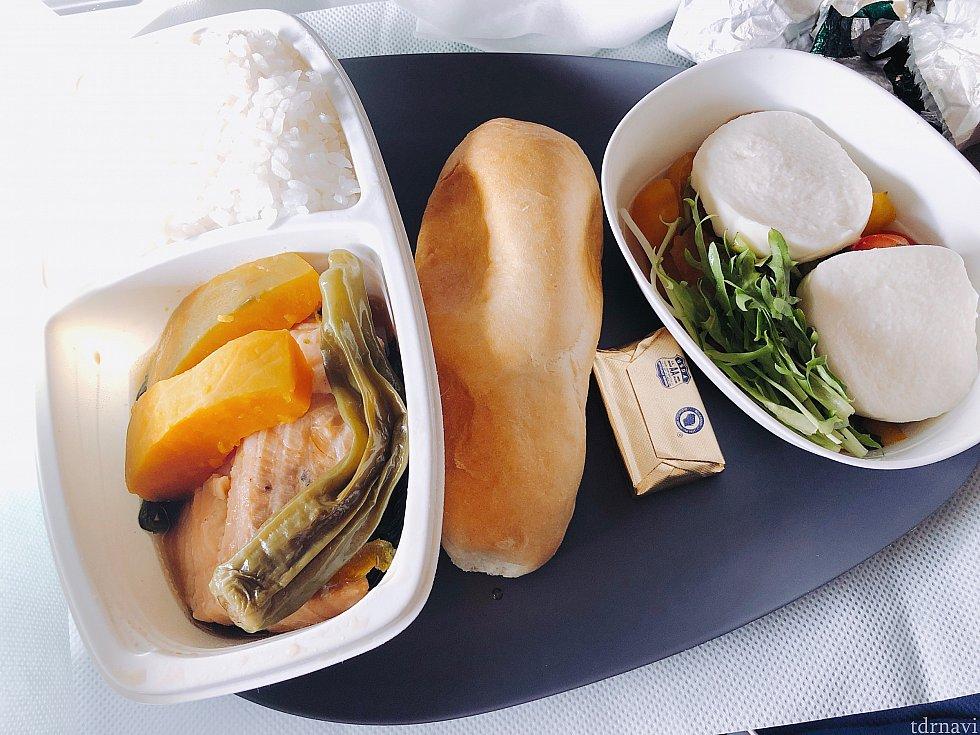 鮭の味噌焼きの美味しさたるや(T-T)