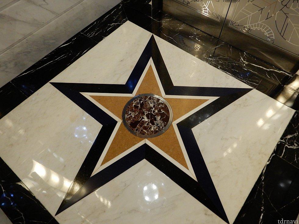 エレベーターの星