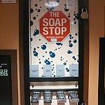 洗剤も自販機で販売されてました!
