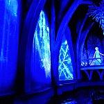 エルサの氷のお城へ潜入!