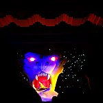 アラジンのミュージカルはきっちりストーリーを追っていきますよ。最初はこのシーンからです。