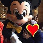 イケメンすぎるミッキー!love you!