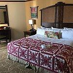 2つ目のお部屋こちらはベッド1つ