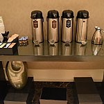 ウェルカムコーヒー(紅茶もあります)