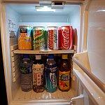 冷蔵庫の中は有料!