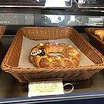 ミニーの花冠パン 30元。イースター限定