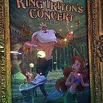 キング・トリトンのコンサート