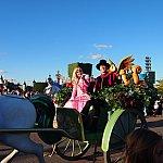 オーロラ姫が手を振ってくれた!…と信じています