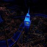 お馴染みのロンドンの夜景は上海でも楽しめますよ。