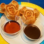 waffle HK$52