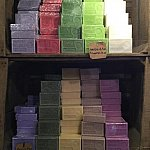 色の数だけ香りのバリエーションがあります!