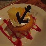 パインケーキは爽やかな味わい!ごちそうさまでした!
