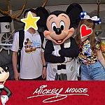 ミッキーのフレーム!♪