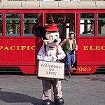Red Car Trolley News Boys