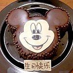 バースデーケーキは見た目だけでなく味も最高!