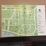貰った地図です。MTR荃湾駅と大窩口駅の間にホテルはあります。