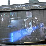 A Galaxy Far, Far Awayショー