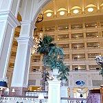 ランドホテルは外観もウットリしますが中も超絶綺麗です