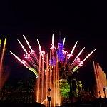 上海・パリ系は花火が派手です。