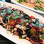 タコと海藻のサラダ 茗荷と生姜のドレッシング