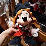 【カリブのお土産屋】海賊ミニー。