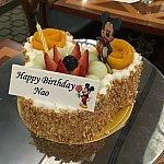 お誕生日ケーキ☆☆
