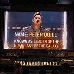 ピーターが、名前がスターロードじゃない事に怒ってます!それをバカにするロケット笑そんなロケットもペットとして表示されてます!笑