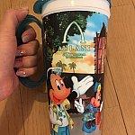 ディズニープラン②ドリンクマグこれのおかげで滞在中飲み物はほぼ買わずに友人と過ごせました!