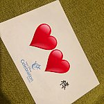 ミッキーからの手紙は、セレブレーションホテルオリジナルの封筒に☆