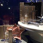 25周年シャンパングラス