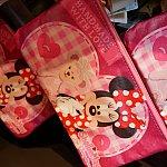 シェリーメイちゃんとミニーちゃんのペンケース。89元、1500円。