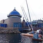 これが海洋生物研究所だ!