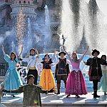 本当に始終、豪華なダンスとプリンセス・プリンスで胸がいっぱいになりました。