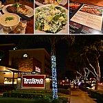 ホテルとパークのレストラン②「トニーローマ」Discover cardのマークはあるのですがJCBカードが使えませんでした。