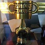 ピストンカップが!!!(おそらく実物大だと思います)