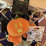 ミッキーかぼちゃのぬいぐるみキーホルダー 65元