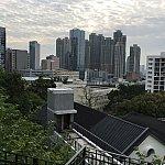 朝は静かで清々しい!香港とは思えません