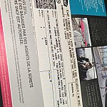 待つ事2,3分で15分後のTGVのチケットを購入できました。Depart16/8 a12H48は、8月16日の12:48。VOITURE は指定号車。PLACE ASSISEは指定席番号です。