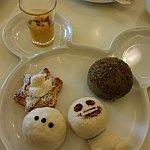 スノーギースやオラフ、とろろ昆布のパン、マシュマロデニッシュ
