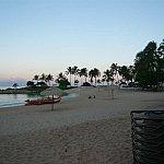 2011.09早朝浜辺を散歩🚶♀️🚶🏖