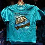 テストトラックのTシャツ