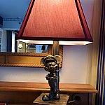 船長ミッキーのランプがとても素敵です。