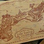 これが島全域のマップです!