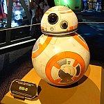 BB-8の展示