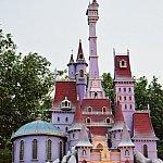 野獣の住むお城です。