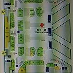 香港国際第2ターミナル出発ロビーマップ