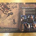 ディズニータウン内で地図をもらって、海賊の手配書を4枚集めると。。。