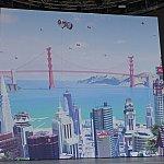 サンフランソーキョーのパネルはこんな感じでした。