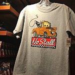 Tシャツもたくさんあります♪25ドルくらいでした!