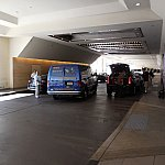 SuperShuttleはホテル前まで来てくれます
